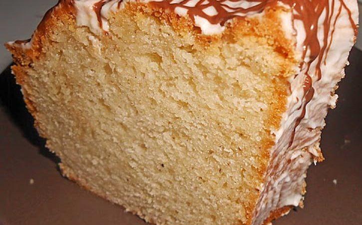 Joghurtkuchen – Der schnellste Kuchen der Welt